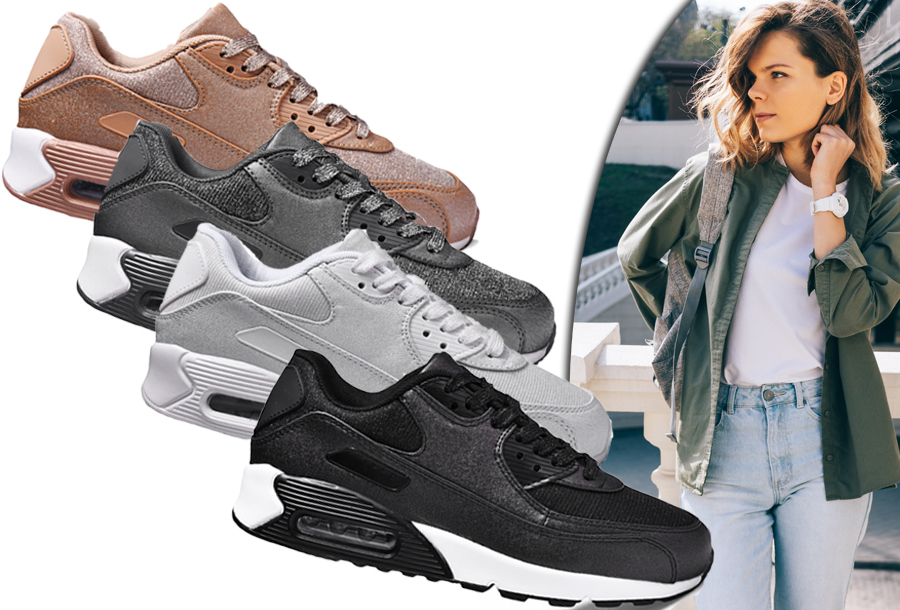 Light Air damessneakers in de sale