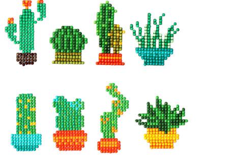 Diamond painting stickers | Versier je telefoonhoesje, agenda of mok met deze leuke DIY stickers! #K