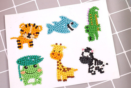 Diamond painting stickers | Versier je telefoonhoesje, agenda of mok met deze leuke DIY stickers! #G