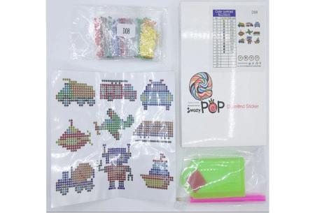 Diamond painting stickers | Versier je telefoonhoesje, agenda of mok met deze leuke DIY stickers!