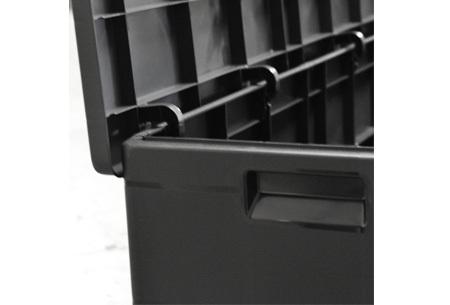 Opbergbox 320 liter | Genoeg opbergruimte voor je (tuin)kussens en andere spullen