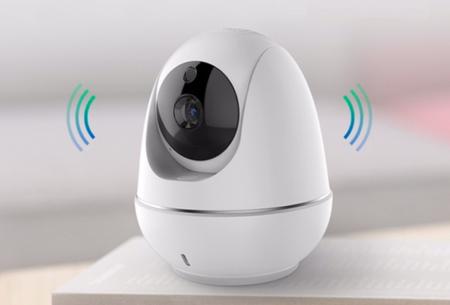 Parya HD IP camera | Beveiligingscamera met nachtvisie en bewegingsdetectie
