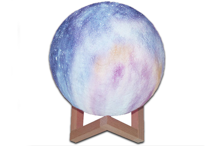 Galaxy lamp Type D - 8 cm