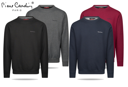Pierre Cardin sweater | Comfortabele heren sweater van topkwaliteit