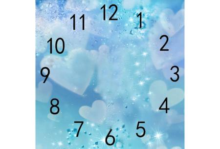 Diamond painting klokken | Fleur jouw muren op de meest creatieve manier op!  #6