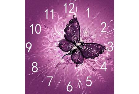 Diamond painting klokken | Fleur jouw muren op de meest creatieve manier op!  #7