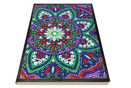 Diamond painting notitieboekje | Versier jouw eigen boekje op een super creatieve manier! #7