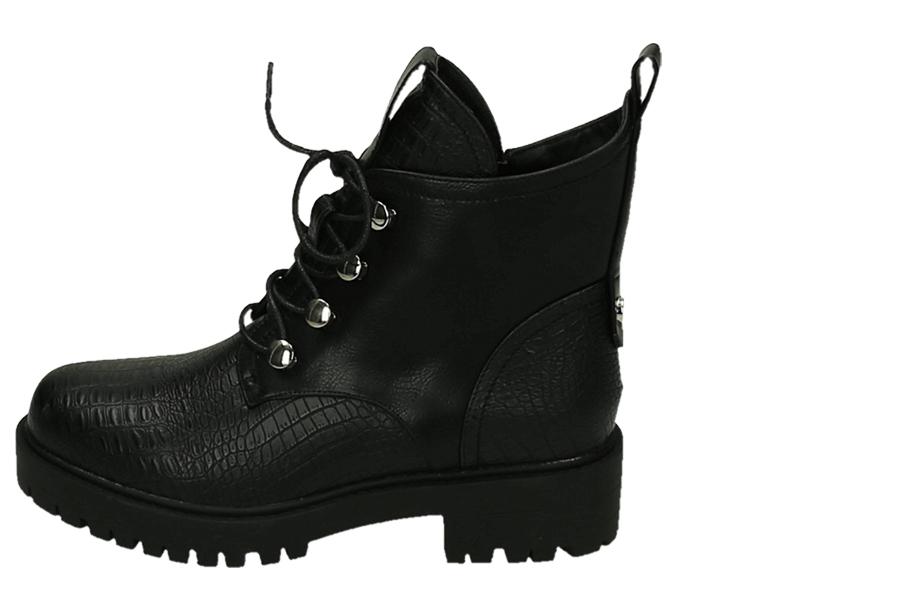 Zwarte biker boots Maat 41 - Model 1