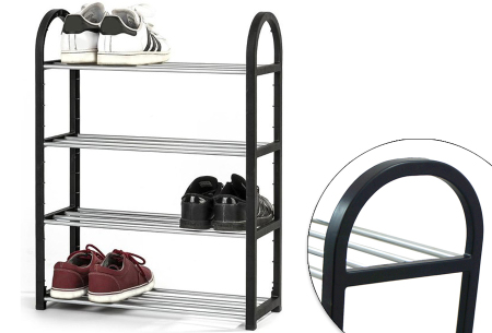 Schoenenrek  | Handig opbergsysteem voor al jouw schoenen