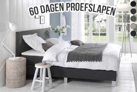 Dreamhouse boxspring | Nu met gratis levering binnen Nederland en 60 dagen proefslapen!