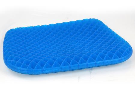 Comfort Gel Seat | Ondersteunt de ruggengraat en zorgt voor optimaal zitcomfort!