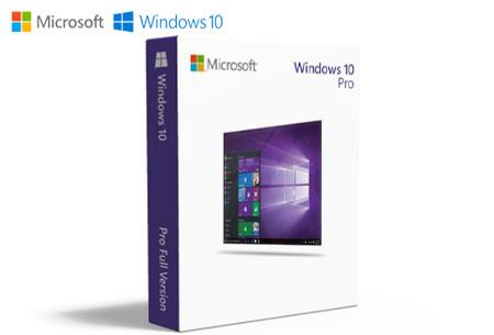 Windows 10 Home of Professional | Schakel goedkoop over naar de laatst uitgebrachte Windows 10 versie Pro