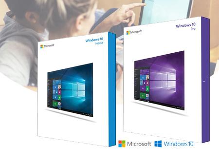 Windows 10 Home of Professional | Schakel goedkoop over naar de laatst uitgebrachte Windows 10 versie