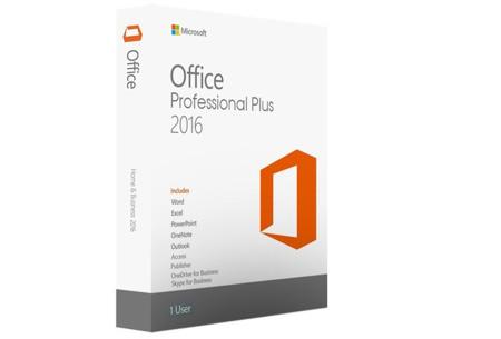 Microsoft Office 2016 | Kies uit 3 pakketten voor thuis of op kantoor Professional Plus