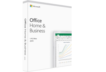 Microsoft Office 2019 | Kies uit 4 pakketten voor thuis of op kantoor Home & Business MAC
