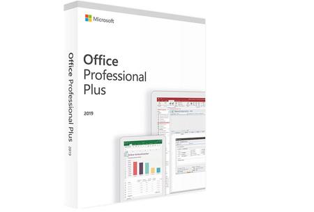 Microsoft Office 2019 | Kies uit 4 pakketten voor thuis of op kantoor Professional Plus