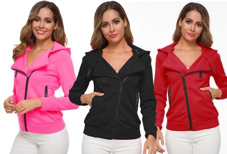 Basic Zipper vest | Sportief kledingstuk met fleece binnenzijde