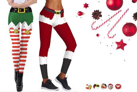 Kerstlegging | Originele en grappige leggings in diverse prints!
