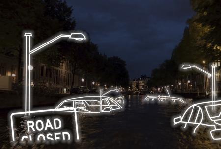 Rondvaart Amsterdam Light Festival | Inclusief bier, wijn, fris en een hapje