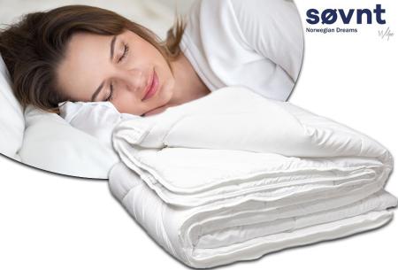 Sovnt 4-seizoenen dekbed   Optimaal slaapcomfort voor elk seizoen!