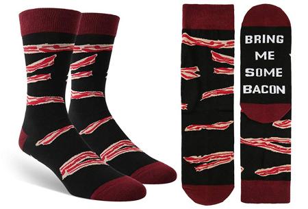 Sokken met tekst | Het leukste cadeau voor een bacon-, bier-, taco- of koffieliefhebber!