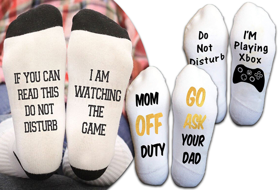 60% - 'Do not disturb' sokken