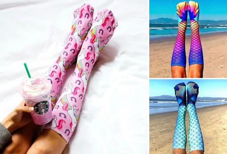 Magische sokken | Houd je voeten warm op de meest bijzondere manier!