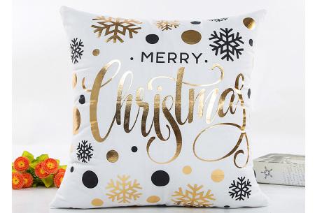 Kerst kussenhoes | Breng direct de gezellige kerstsfeer in huis!  B