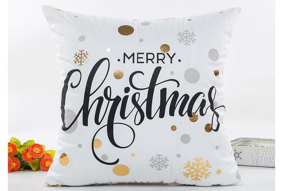 Kerst kussenhoes #C