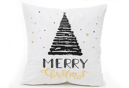 Kerst kussenhoes | Breng direct de gezellige kerstsfeer in huis!  G