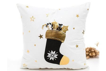 Kerst kussenhoes | Breng direct de gezellige kerstsfeer in huis!  I