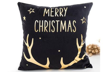 Kerst kussenhoes | Breng direct de gezellige kerstsfeer in huis!  P