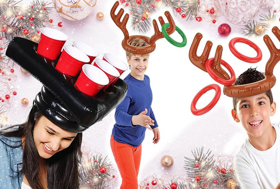 Kerstspellen met hoge korting