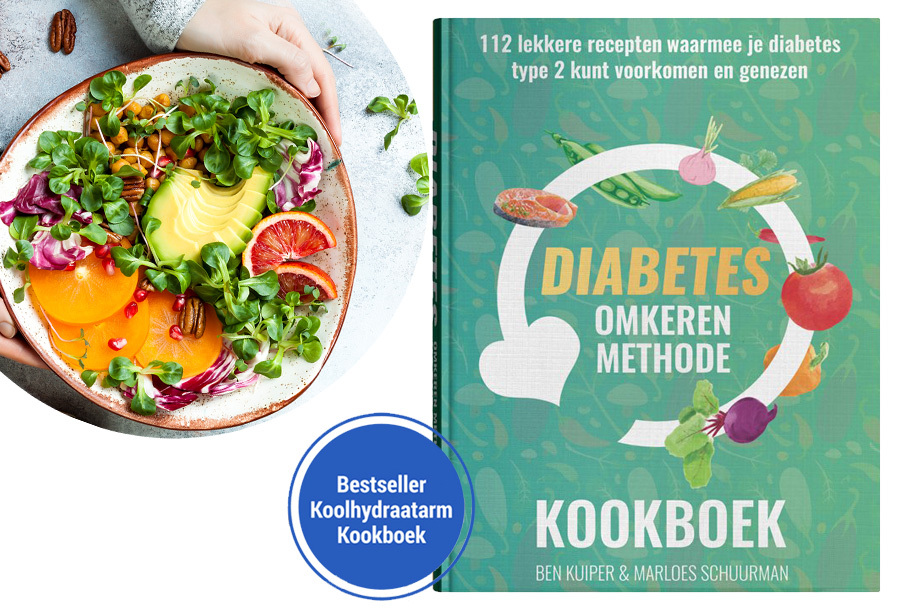 25% - Ziektevrijleven kookboek <br/>EUR 29.95 <br/> <a href='https://tc.tradetracker.net/?c=24550&m=1018120&a=321771&u=https%3A%2F%2Fwww.vouchervandaag.nl%2Fziektevrijleven-kookboek-diabetes-koolhydraatarm' target='_blank'>Bekijk de Deal</a>