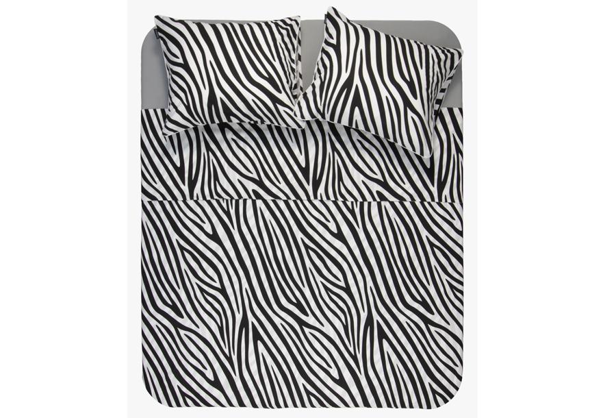 Exotische dekbedovertrekken Maat 240 x 200/220 cm - Zebra