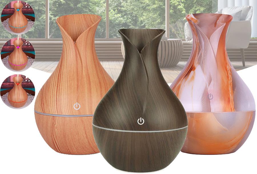 70% korting - Design Aroma luchtbevochtiger