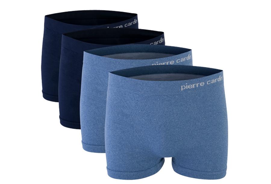 Pierre Cardin boxers voordeelset Pierre Cardin boxers - maat XL - blauw