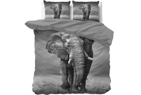 Wildlife dekbedovertrekken van Dreamhouse | Droom weg onder kwaliteit! elegant elephant