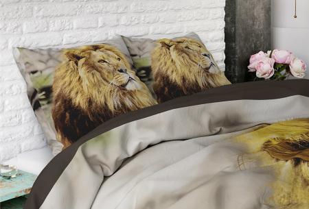 Wildlife dekbedovertrekken van Dreamhouse | Droom weg onder kwaliteit!
