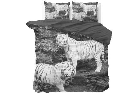 Wildlife dekbedovertrekken van Dreamhouse | Droom weg onder kwaliteit! tigers