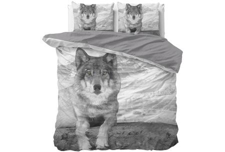 Wildlife dekbedovertrekken van Dreamhouse | Droom weg onder kwaliteit! wolf