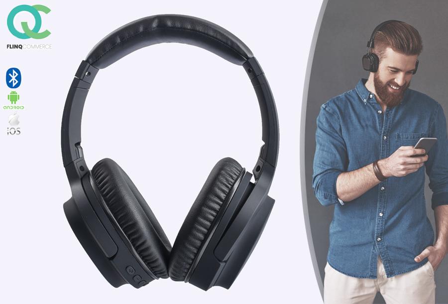 Draadloze koptelefoon met noise cancelling - SALE