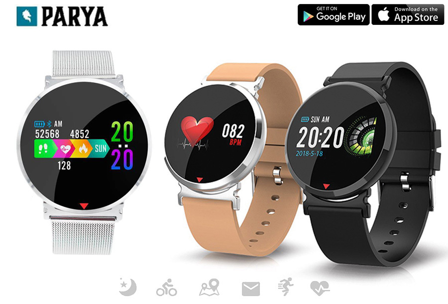 62% korting - Parya smartwatch