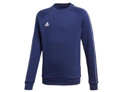 Adidas sweater of hoodie voor heren | Tijdloos kledingstuk voor iedere man! Blauw
