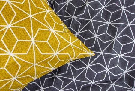 Nightlife reversible dekbedovertrekken   100% katoenen overtrekken in 6 designs