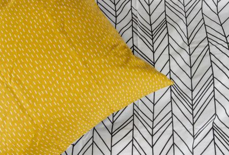 Nightlife reversible dekbedovertrekken | 100% katoenen overtrekken in 6 designs