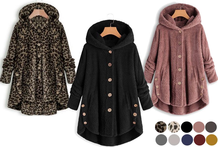 50% korting - Fleece dames vest in 10 kleuren