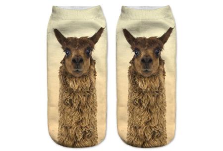 Alpaca sokken   Super originele sneakersokken - cadeautip! #8
