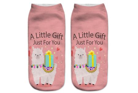 Alpaca sokken   Super originele sneakersokken - cadeautip! #10
