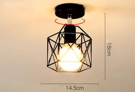 Industriële hanglampen | Voor een moderne look in iedere kamer - met gratis lichtbron! #6